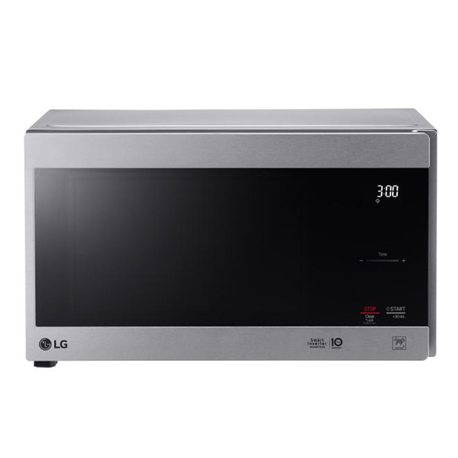Four à micro-ondes de comptoir 0,9 pi³, inox, 1000 W