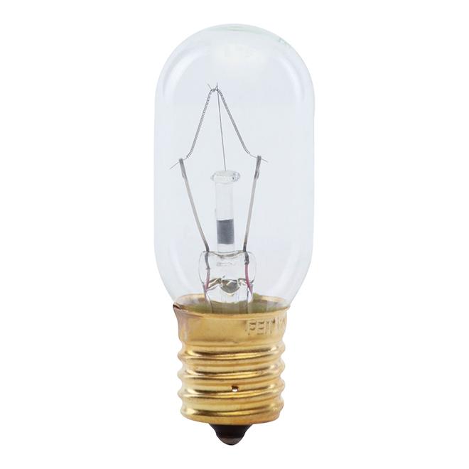 Ampoule T8 E-17, intensité variable, blanc brillant