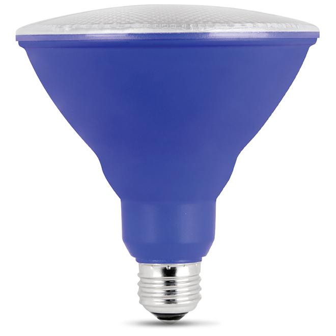 Reflector PAR38 E26 - 7 W - Blue
