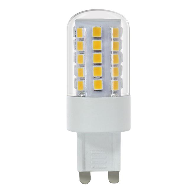 Ampoule DEL Feit Electric T4 G9, 40 W, 1/pkt, blanc chaud