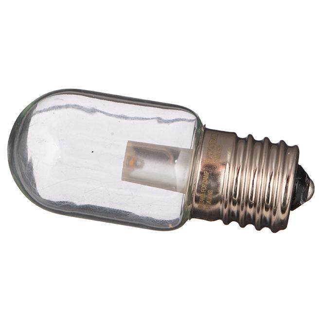 Ampoule DEL Feit Electric, T7 réfrigérateur, 1,5 W, blanc chaud