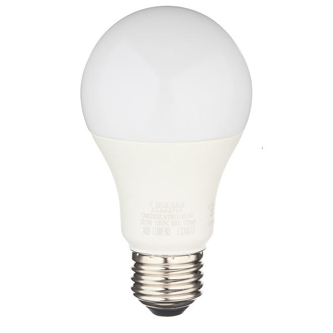 Feit Electric LED Bulb - A19 - 10.6 W - Bright White