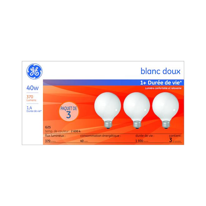10 X DEL Ampoules Goutte p45 3 W = 25 W e14 mat 250 lm blanc chaud 2700k Ra /> 90