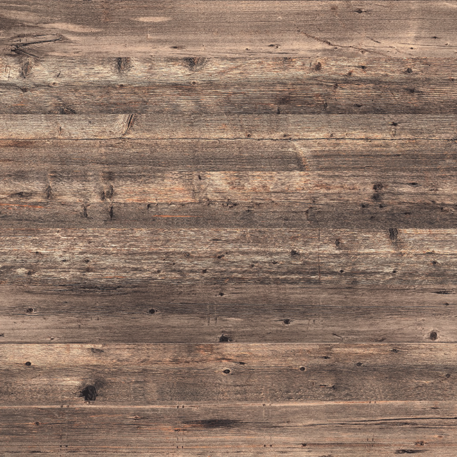 bois depot direct rev tement mural de bois imprim bois de grange vanille r no d p t. Black Bedroom Furniture Sets. Home Design Ideas