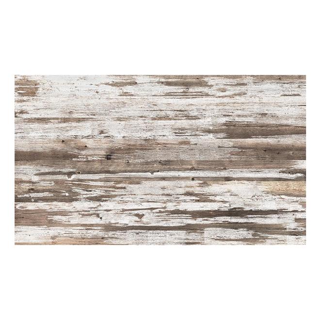Printed Wood Panel - Western - 25.5 sq. ft. - Barn Wood