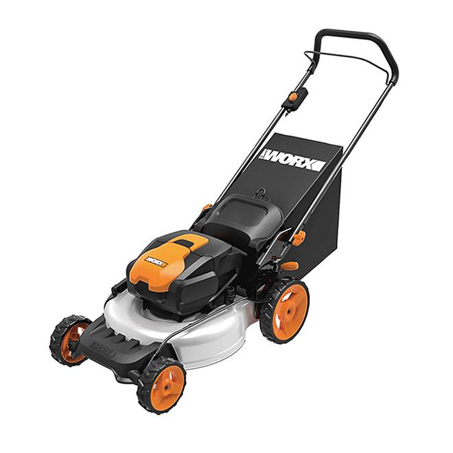 19-in Cordless Lawnmower - 56V