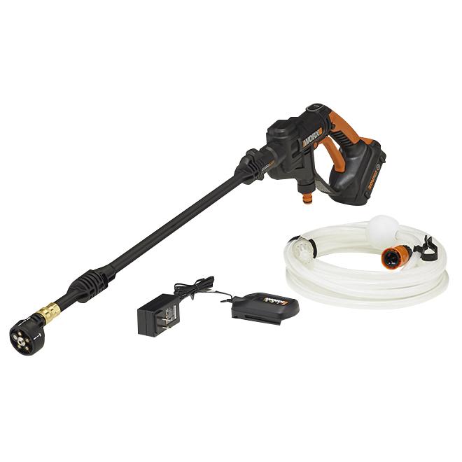 Cordless Power Hose Nozzle - Hydroshot - 20V