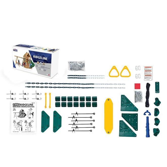 Playstar Ridge Line BIY Playset Kit