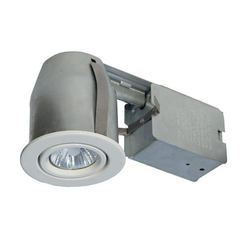 Spot de plafond omnidirectionnel série 300 de Bazz, à boîte de jonction, intensité réglable, halogène 50 W