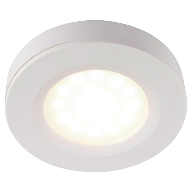 Under-Cabinet LED Puck Light
