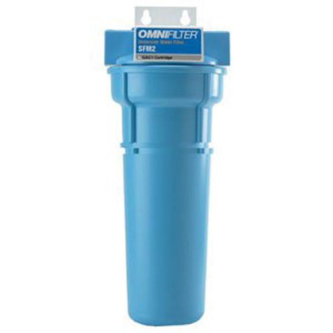 Système de filtre à eau sous évier