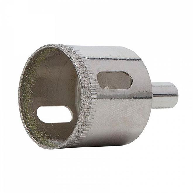 """Scie emporte-pièce diamantée EAB Tool, 1 3/8"""", échangeable"""