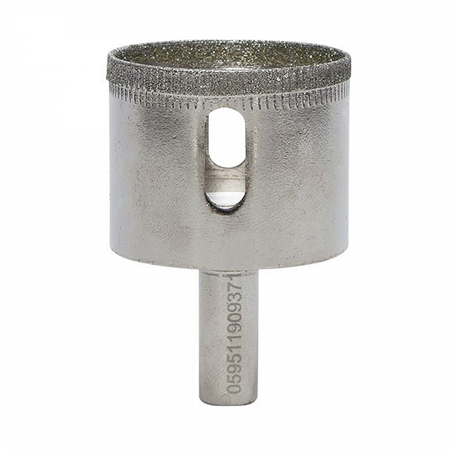 """Scie emporte-pièce diamantée EAB Tool, 1 1/2"""", échangeable"""