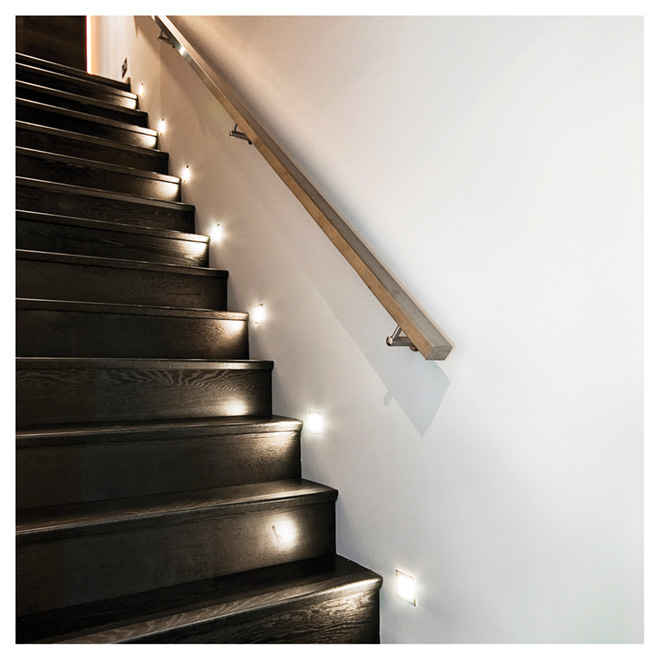 Luminaire escalier