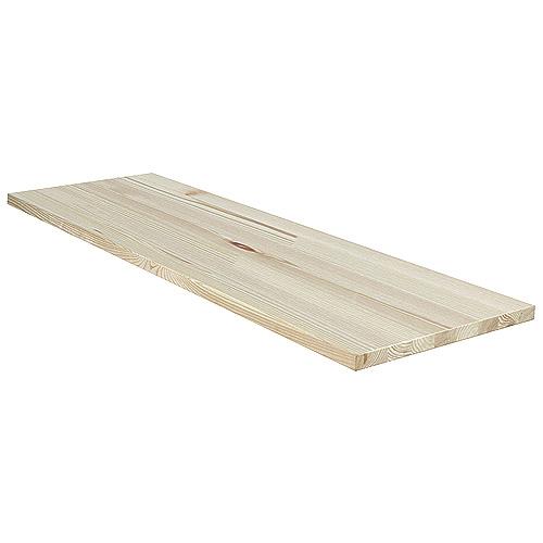 Knotty pine panel