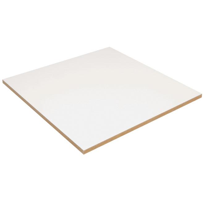 """Tuile à plafond Embassy 24"""" x 24"""", blanc"""
