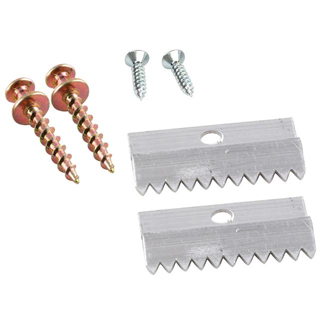 Trousse de suspension pour cadre, métal, 2/pqt