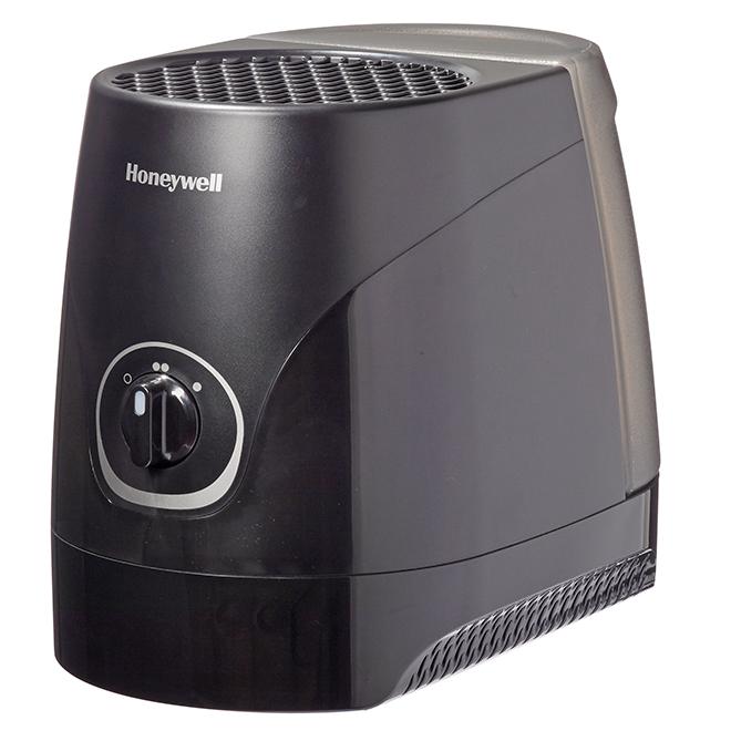 Humidificateur à vapeur froide Honeywell, 400 pi², noir