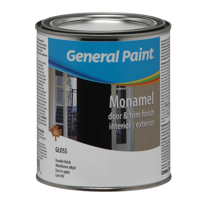Waterborne Alkyd Paint - Gloss Finish - Clear Base