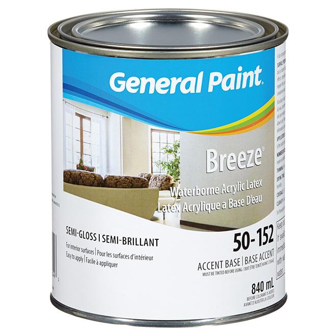 Peinture d'intérieur au latex de qualité supérieure