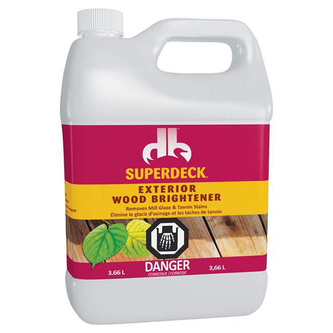 Éclaircisseur pour bois «Superdeck»