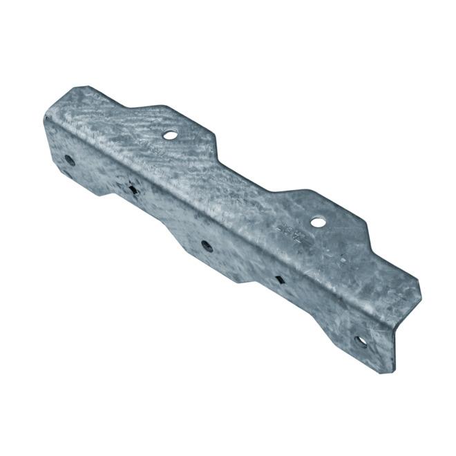 Angle de marche Simpson Strong-Tie, connecteur, revêtement Zmaxn, acier