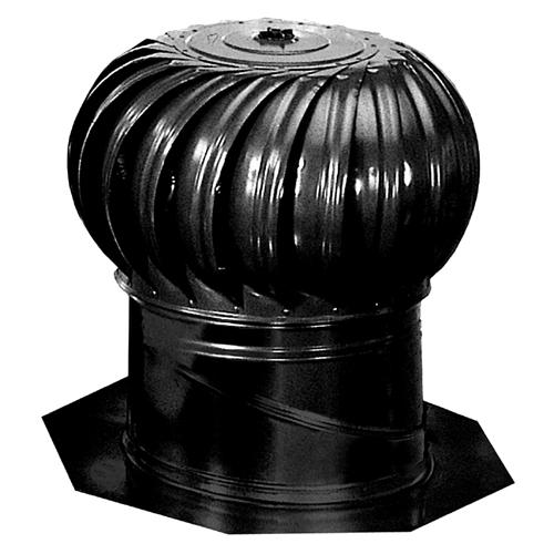 "Galvanised Rotative Turbine with Internal Bracing - 12"""