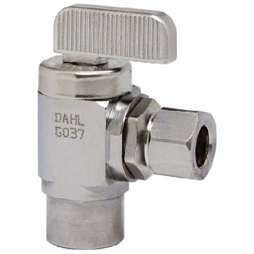 Dahl 90° Supply Stop Angle Valve