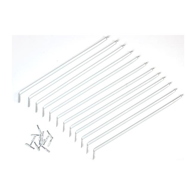 Pack of 12 Shelf Brackets