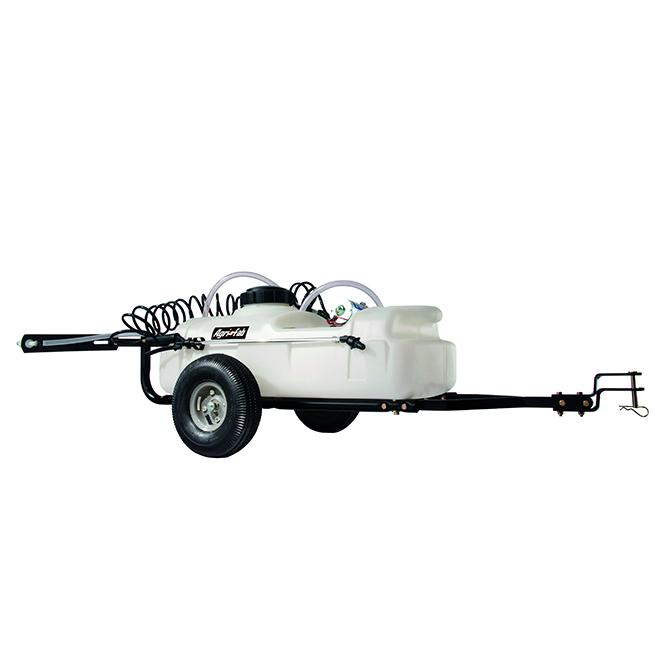 AGRI-FAB Tow-Behind Sprayer - 15 Gallon Capacity 45-0292-501