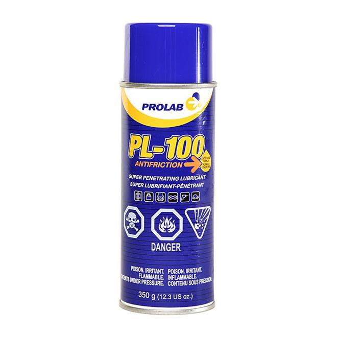 Lubrifiant en aérosol PL-100, 350 g