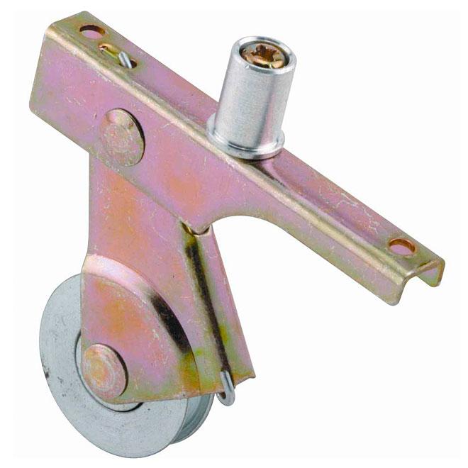 Roulette ressort de tension en acier pour porte moustiquaire
