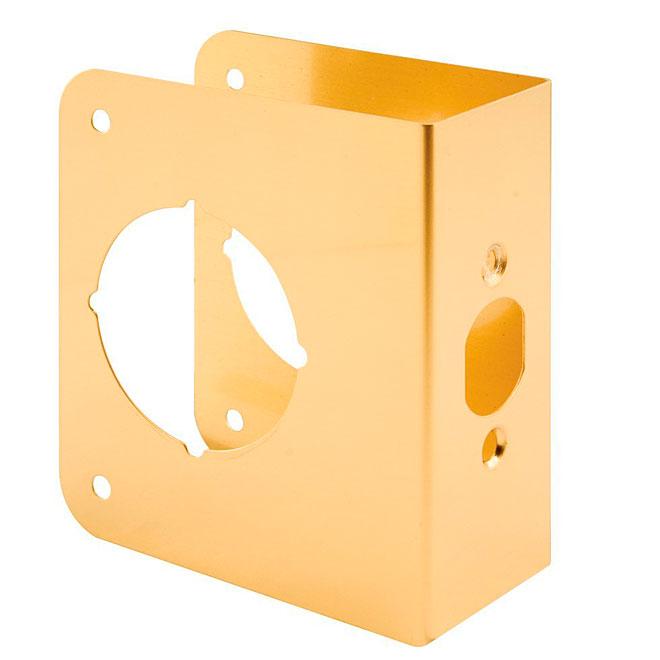 Solid Brass Door Reinforcer