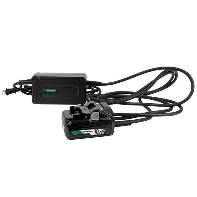 Metabo HPT MultiVolt AC/DC Adapter - 36 V