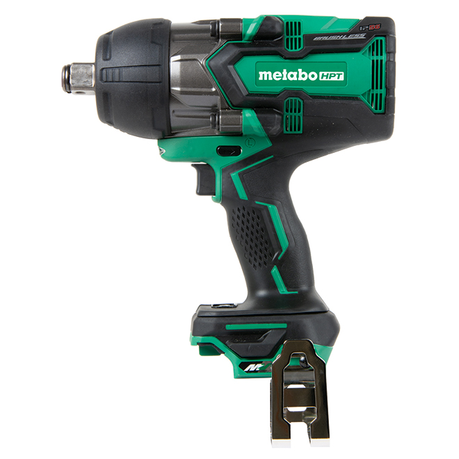 Metabo HPT Impact Wrench Multivolt 36 V - 1/2'' - Cordless
