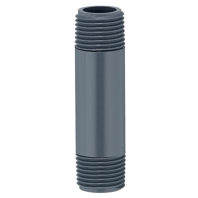 "Riser Tubing - 1/2"" x 3"" - Plastic - Black"