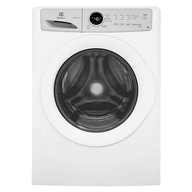 Front Load Washer with LuxCare(TM) - 5.0 cu. ft. - White