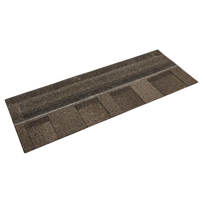 Bardeaux d'asphalte laminé Biltmore, bois flottant