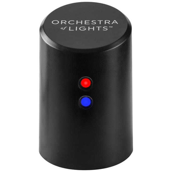 Spectacle de lumières Gemmy Orchestra of Lights(MC), multicolore