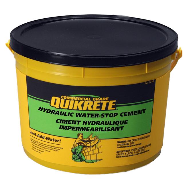 Ciment hydraulique étanche, 9 kg