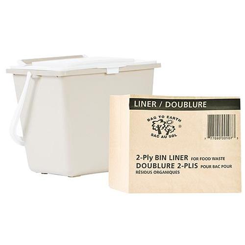 Food bin liner