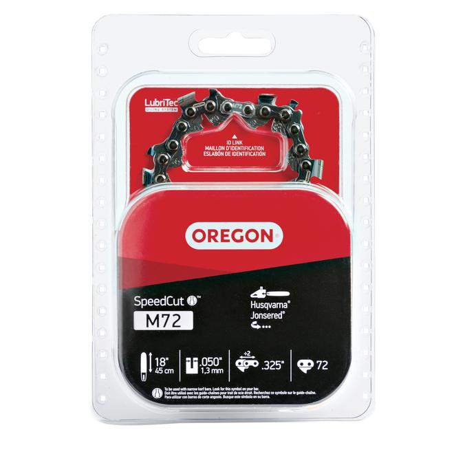 Chaîne pour scie à chaîne, Oregon, SpeedCut, 18-po