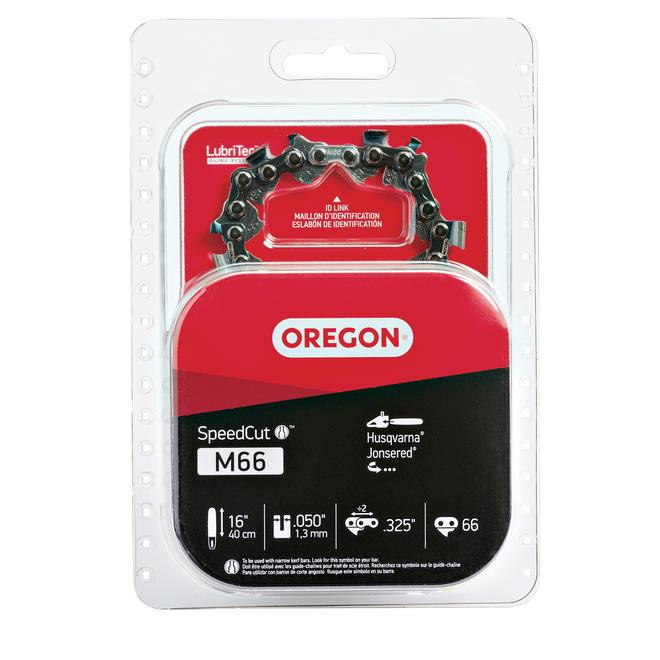 Chaîne pour scie à chaîne, Oregon, SpeedCut, 16-po