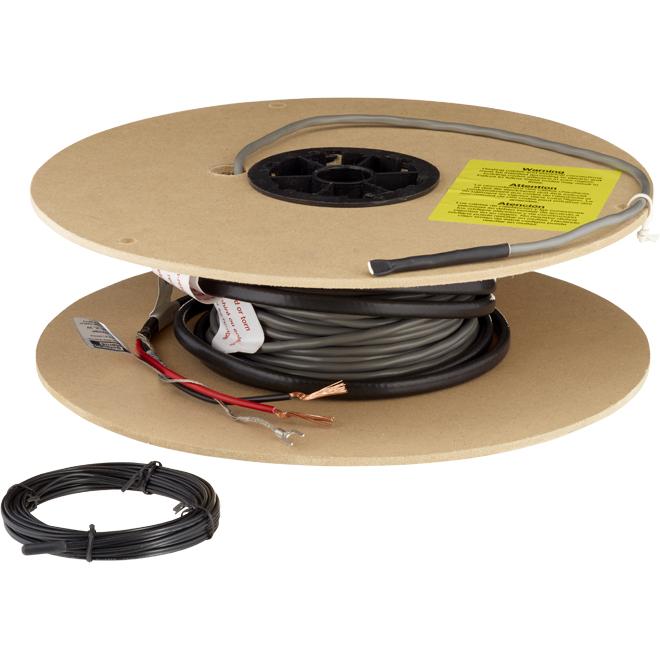 Câble chauffant pour membrane Ditra-Heat, 88,2', 240 V
