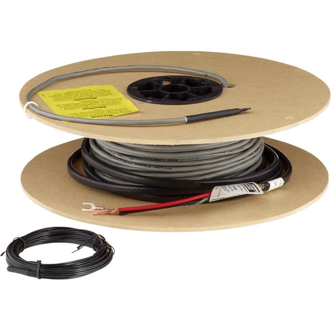 Câble chauffant pour membrane Ditra-Heat, 173,3', 240 V