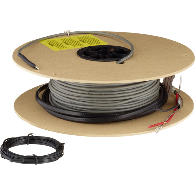 Câble chauffant pour membrane Ditra-Heat, 248,2', 240 V