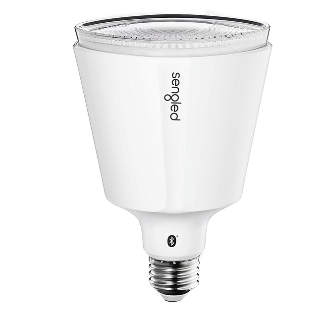 Solo Pro, ampoule DEL BR30, haut-parleur Bluetooth JBL 13W