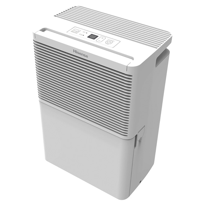 Dehumidifier - 30 Pints - White
