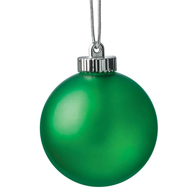 "LED-Illuminated Decorative Outdoor Ornament - Green - 5"""