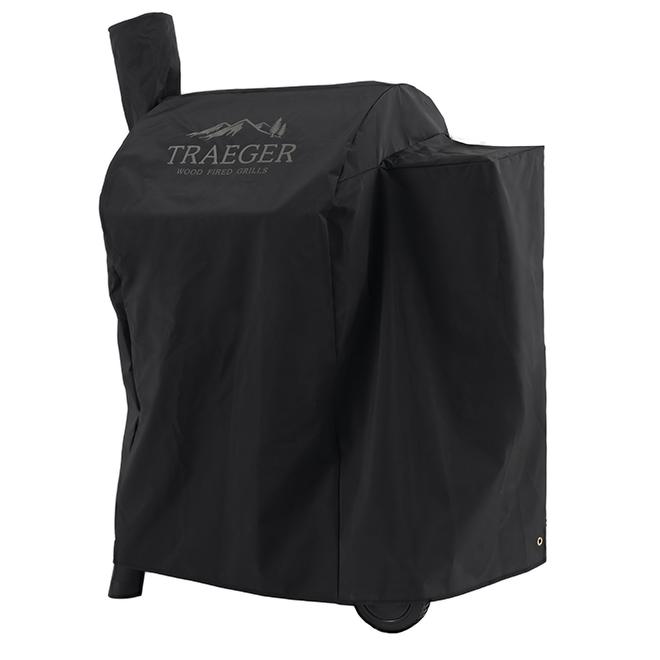 Housse pour barbecue Traeger, compatible avec modèles Traeger Pro 575 and Pro Series 22, noir